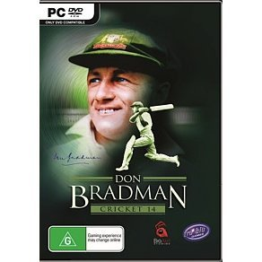 Don Bradman Cricket 14 (DVD-ROM)