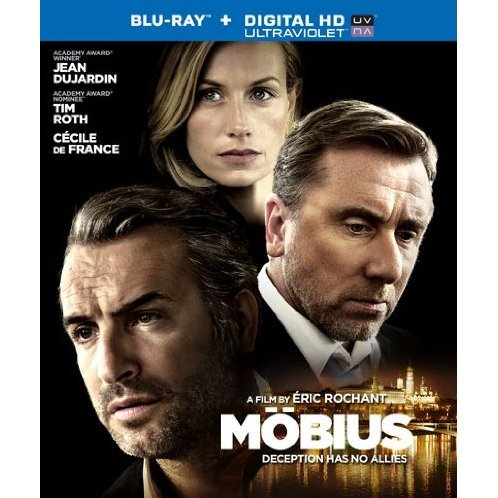 Möbius [Blu-ray+DigitalCopy+UltraViolet]