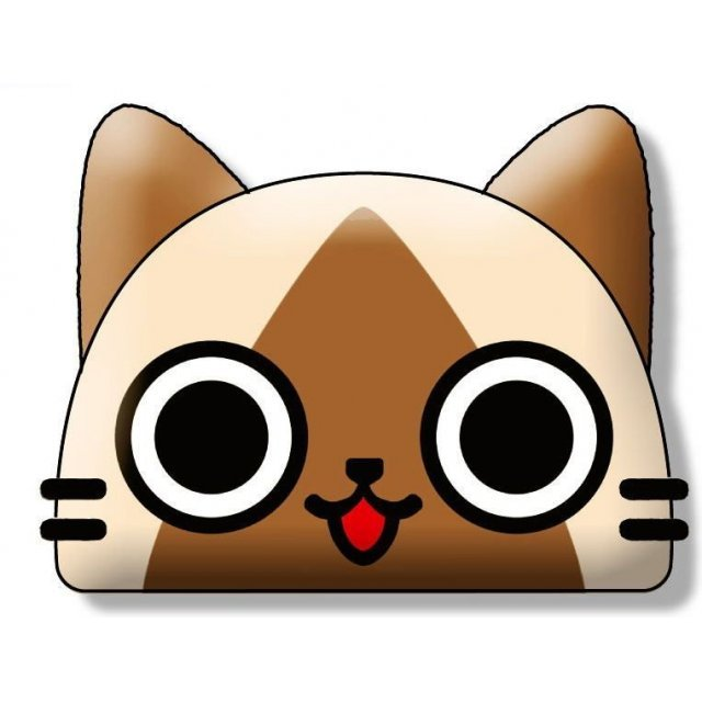 Monster Hunter Airou Compact Mirror: Airou