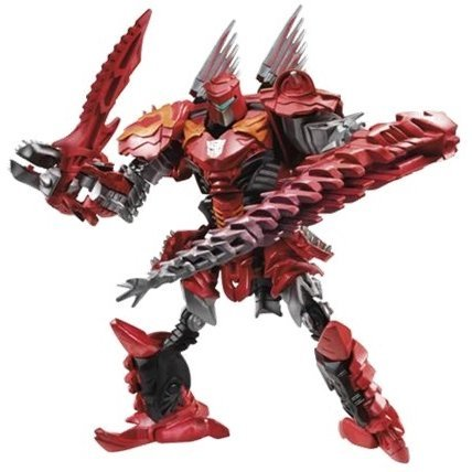 Transformers Movie Action Figure: AD-05 Dinobot Scorn