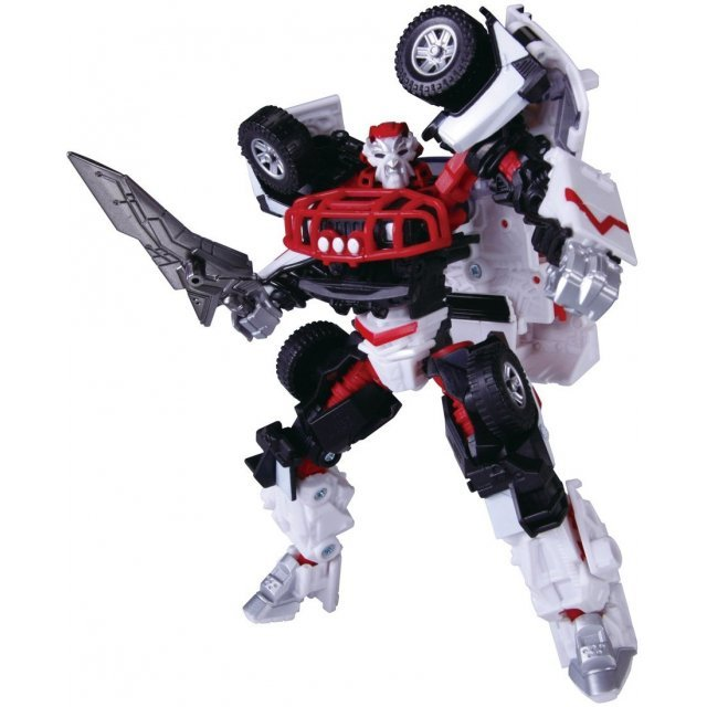 Transformers Movie Action Figure: AD-15 Ratchet (Re-run)