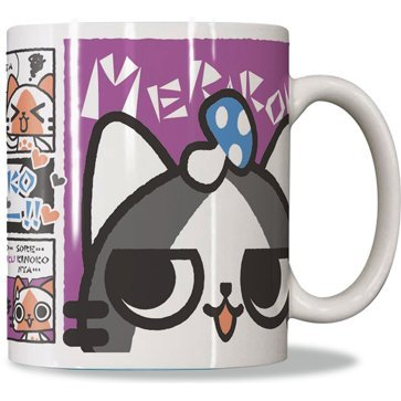 Monster Hunter Mug Cup: Melaleu