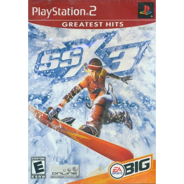 SSX3 (Greatest Hits)