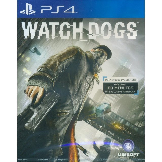 Watch Dogs (English)