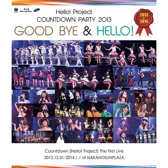 Countdown Party 2013 - Good Bye & Hello!