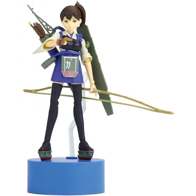 Microman Arts Kantai Collection: Kaga