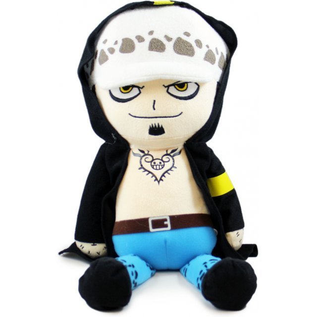 One Piece Mini Cushion: Trafalgar Law Dress Rosa Ver.