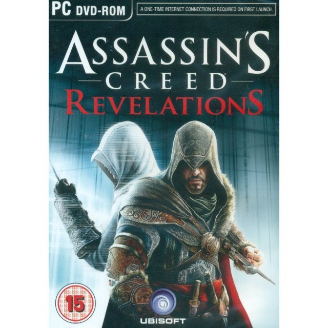 Assassin\'s Creed: Revelations (DVD-ROM)