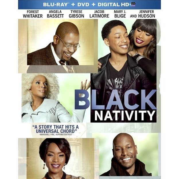 Black Nativity [Blu-ray+DVD+Digital Copy+UltraViolet]