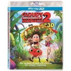 Cloudy with a Chance of Meatballs 2 [3D]