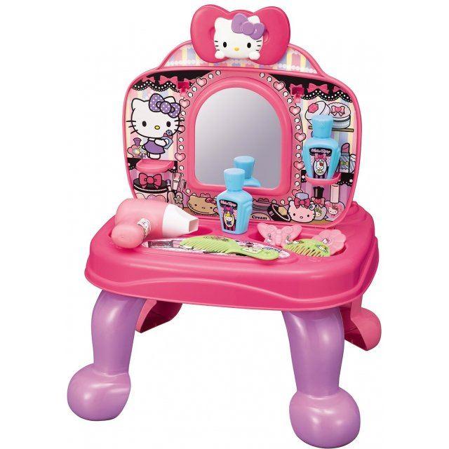Hello Kitty Dish Stylish And Kitchen Dresser
