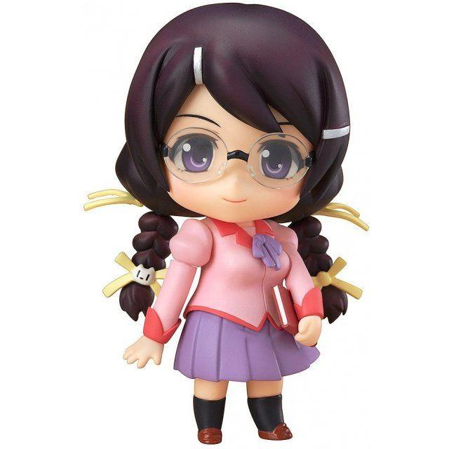 Nendoroid No. 404 Bakemonogatari: Tsubasa Hanekawa