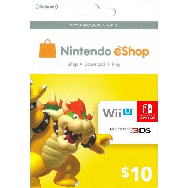 Nintendo Point Cards | Nintendo Prepaid Cards | Nintendo eShop
