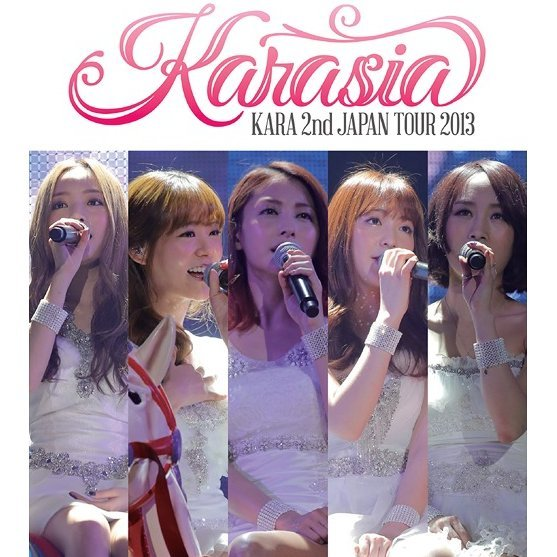 2nd Japan Tour 2013 Karasia [Limited Edition]