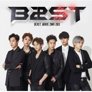 Beast Works 2009-2013 [Limited Edition Type A]