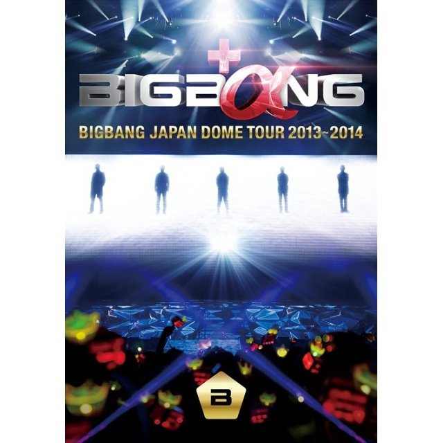 Japan Dome Tour 2013-2014 Deluxe Edition [3DVD+2CD+Photo Book Limited Edition Type B]