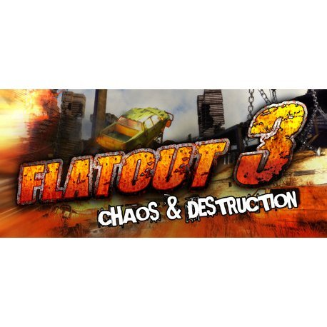 FlatOut 3: Chaos & Destruction (Steam)