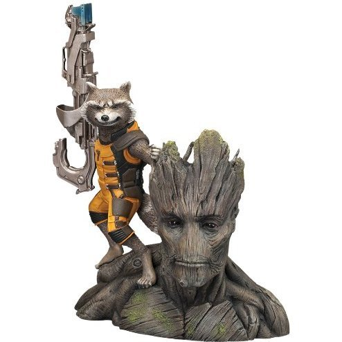 Guardians of the Galaxy ARTFX+: Rocket Raccoon (Re-run)