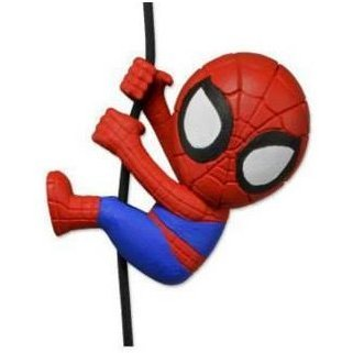 Marvel Scalers Wave 2 Collectible Mini Figure: Spider Man
