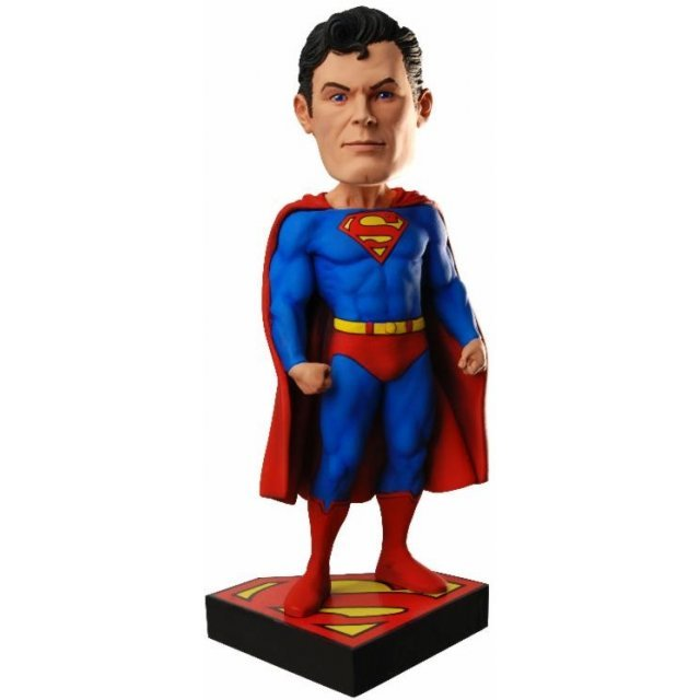 NECA DC Originals Head Knocker Extreme: Superman (Re-run)
