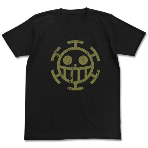 One Piece Pirate of Heart T-Shirt Black M (Re-run)