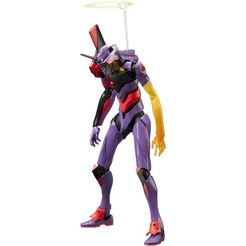 Rebuild of Evangelion 1/400 Scale Model Kit: Regular Artificial Human Evangelion EVA-01 Kakusei Ver. (Re-run)