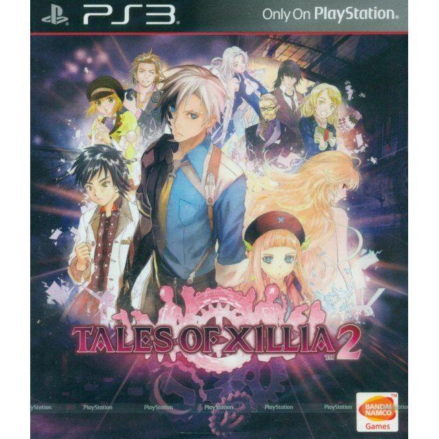 Tales of Xillia 2 (English)
