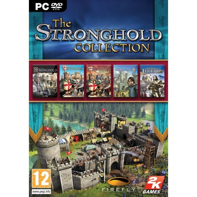 The Stronghold Collection (Steam)