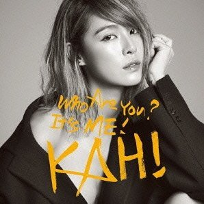 Kahi - Who Are You?+come Back You Bad Person