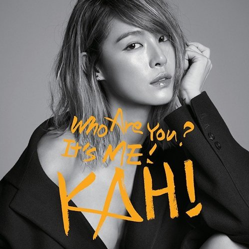 Kahi - Who Are You?+come Back You Bad Person [CD+DVD]