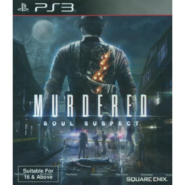 Murdered: Soul Suspect (English)