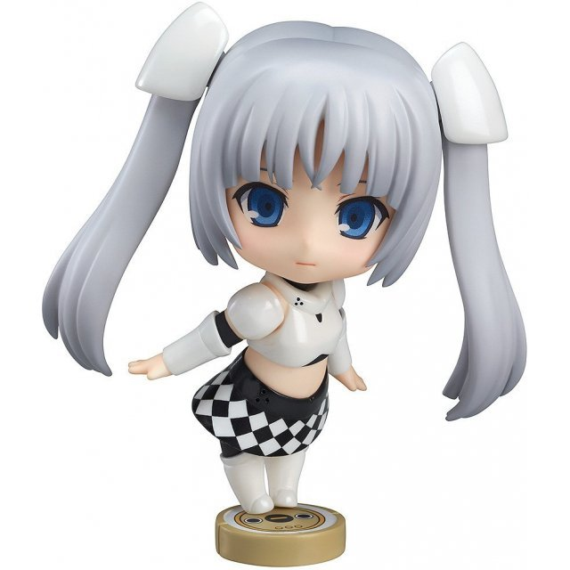 Nendoroid No. 406a Miss Monochrome - The Animation: Miss Monochrome