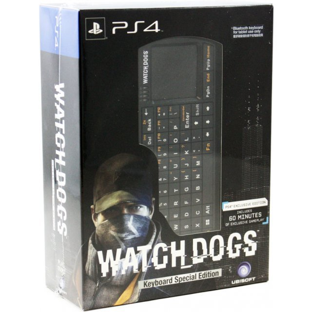 Watch Dogs [Keyboard Special Edition] (English)