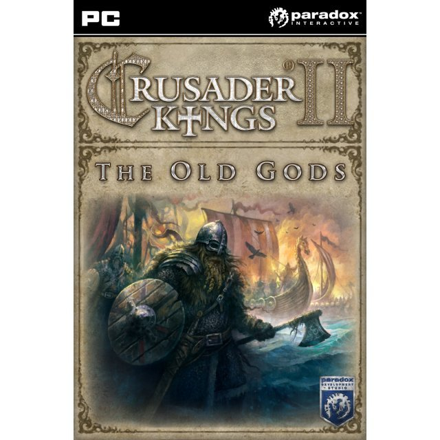 Crusader Kings II: The Old Gods [DLC] (Steam)