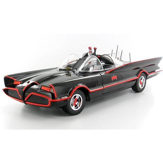 Hot Wheels Heritage 1966 Batman TV Series: Batmobile