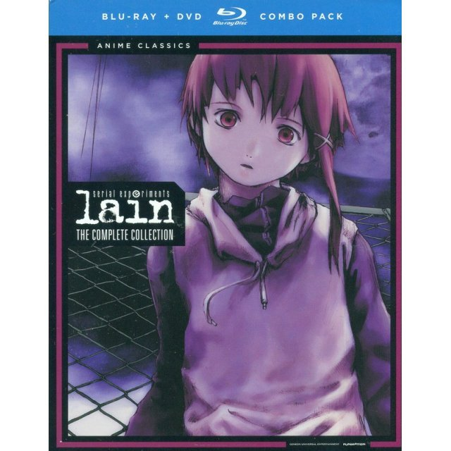 SERIAL EXPERIMENTS LAIN: THE COMPLETE COLLECTION