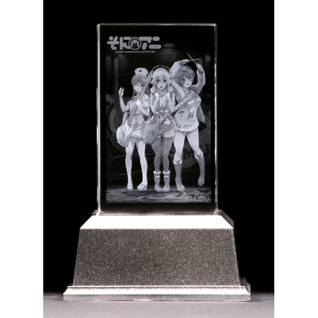 SoniAni: Super Sonico The Animation Premium Crystal