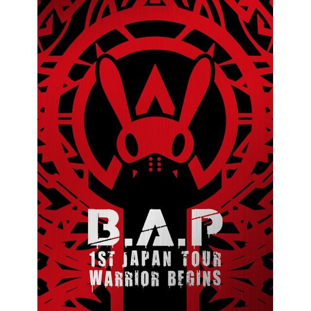 1st Japan Tour Live Dvd - Warrior Begins [Limited Edition]