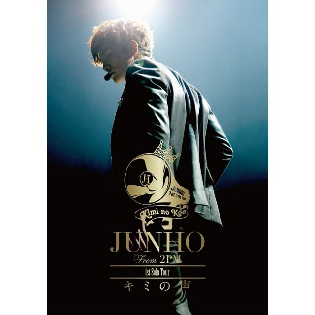1st Solo Tour Kimi No Koe [Limited Edition]