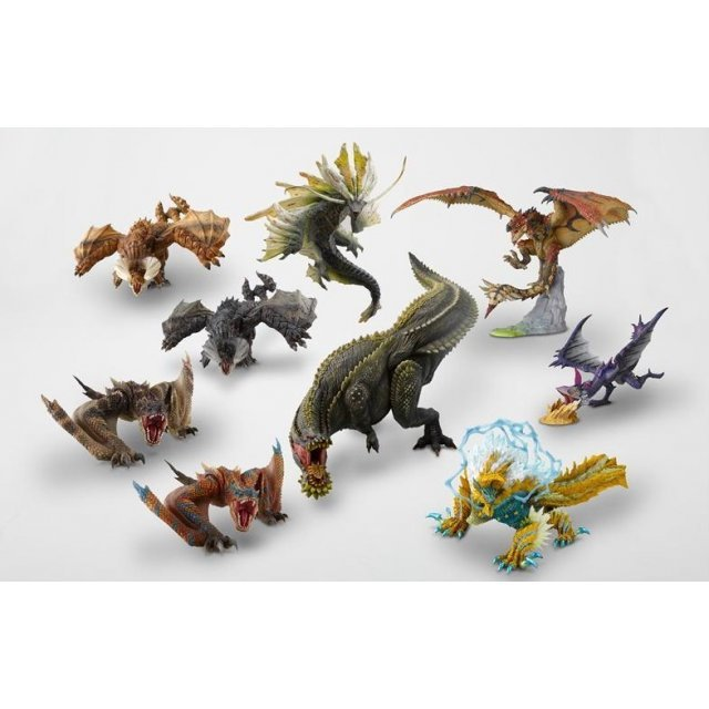 Figure Builder Standard Model Monster Hunter The Best Vol.1/2/3 (Random Single)