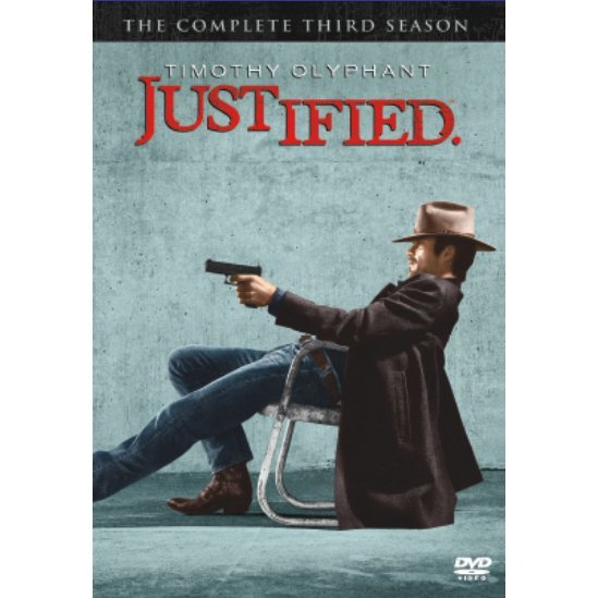 Justified Third Season [3DVD]