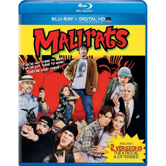 Mallrats [Blu-ray+DigitalCopy+UltraViolet]