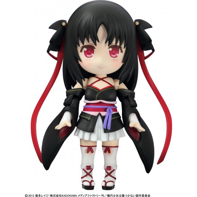 Nanorich VC Unbreakable Machine-Doll: Yaya