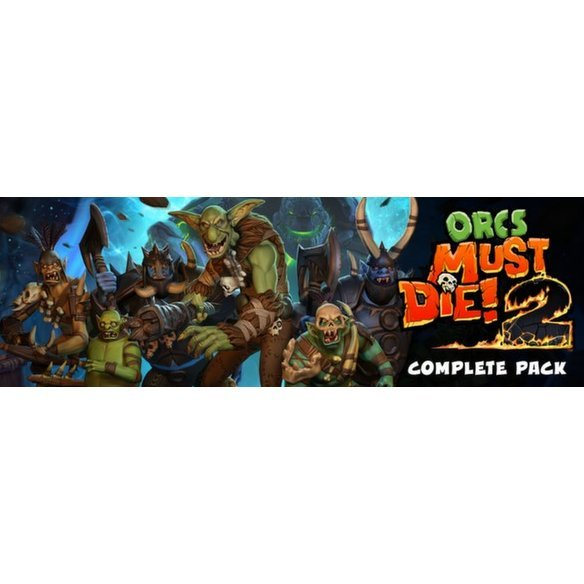 Orcs Must Die! 2 Complete Pack (Steam)