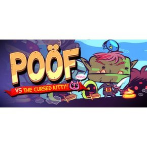 Poof vs. The Cursed Kitty (Steam)