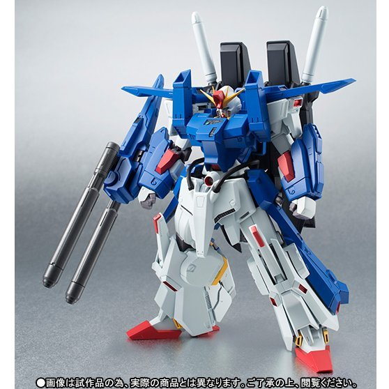 Robot Spirits Side MS: Full Armor Zz Gundam
