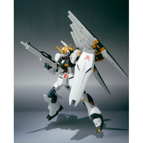 Robot Spirits Rx-93 Nu Gundam Side MS Gundam R115 Action Figure BANDAI
