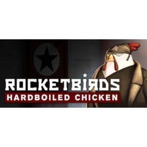 Rocketbirds: Hardboiled Chicken (Steam)