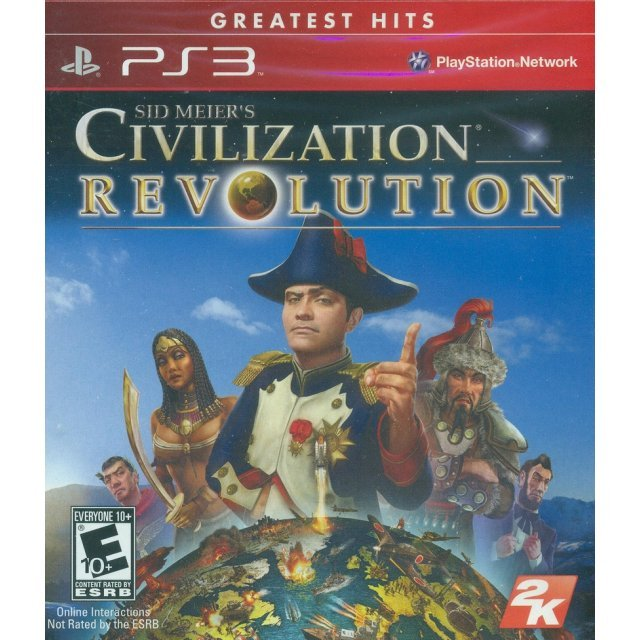 Sid Meier's Civilization Revolution (Greatest Hits)