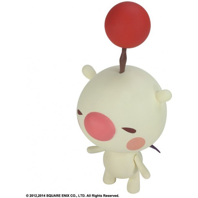 Theatrhythm Final Fantasy Static Arts Mini Figure: Moogle